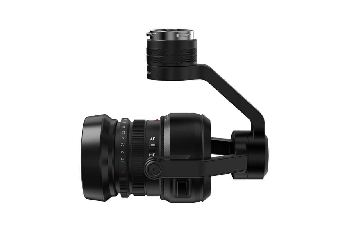 DJI Inspire 2 x5sAnello di compensazione per Panasonic 14-42mm f//3.5-5.6