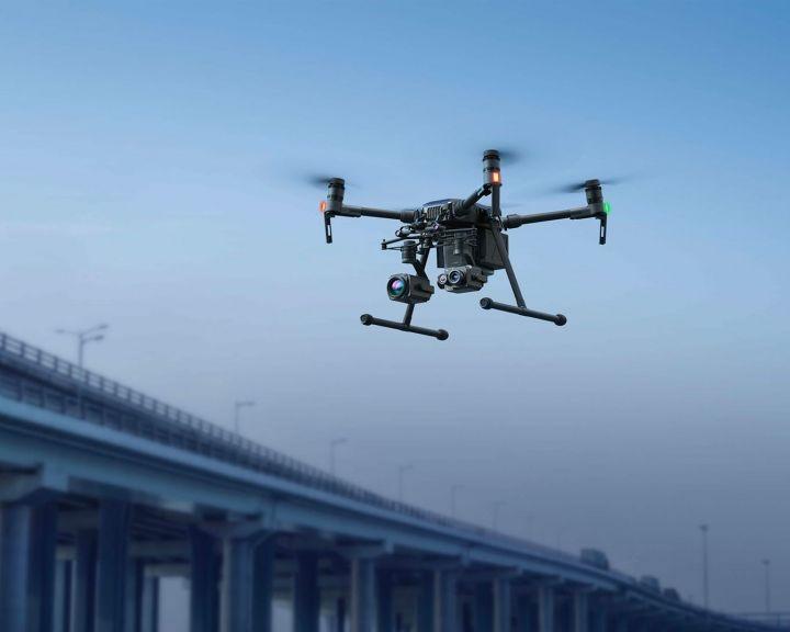 Servizi aerei con drone, ispezioni