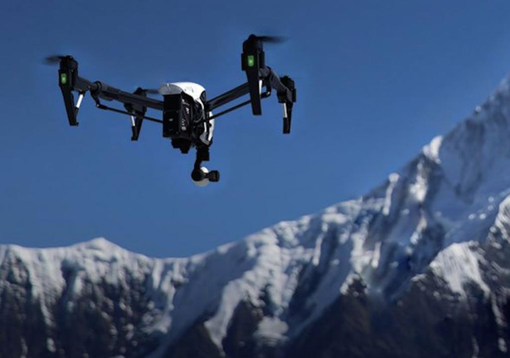 Riprese aeree professionali con drone