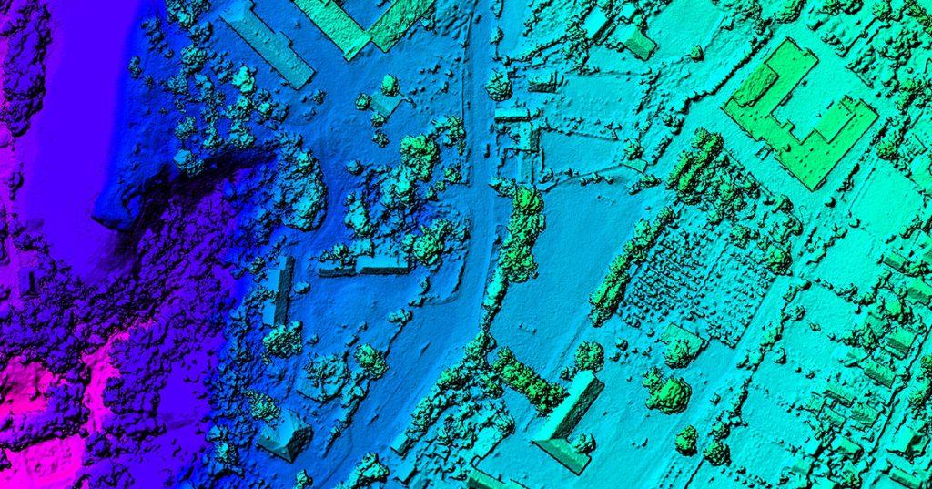 Modelli DSM (Digital Surface Model) Modelli DEM (Digital Elevation Model) Modelli DTM (Digital Terrain Model) Nuvole di punti Linee di livello Ortomosaici 3D Textured Mesh