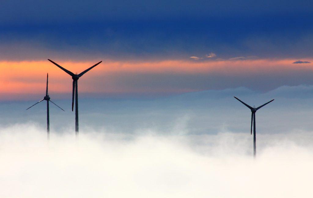 Ispezione impianti eolici