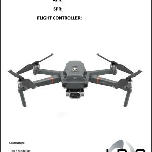 manuale di volo SAPR conforme ENAC
