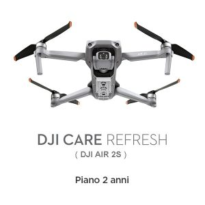 Care Refresh DJI Mavic Air 2S (2 anni)